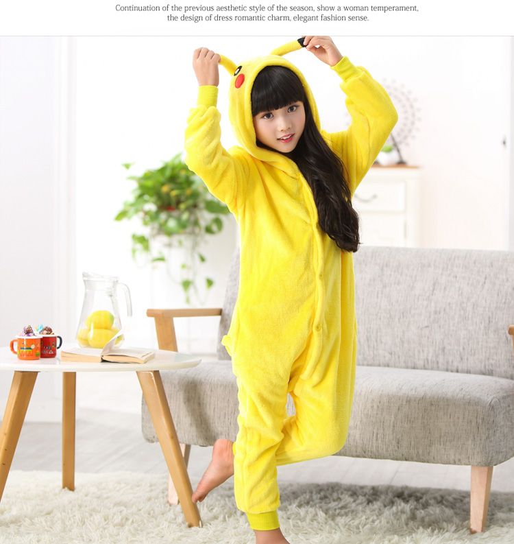 Кигуруми (Kigurumi) пижама Пикачу