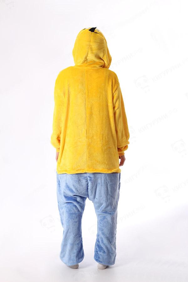 Пижама кигуруми Миньон в СПБ