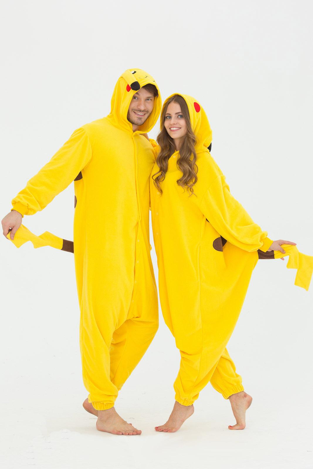 Купить пижаму кигуруми Пикачу недорого