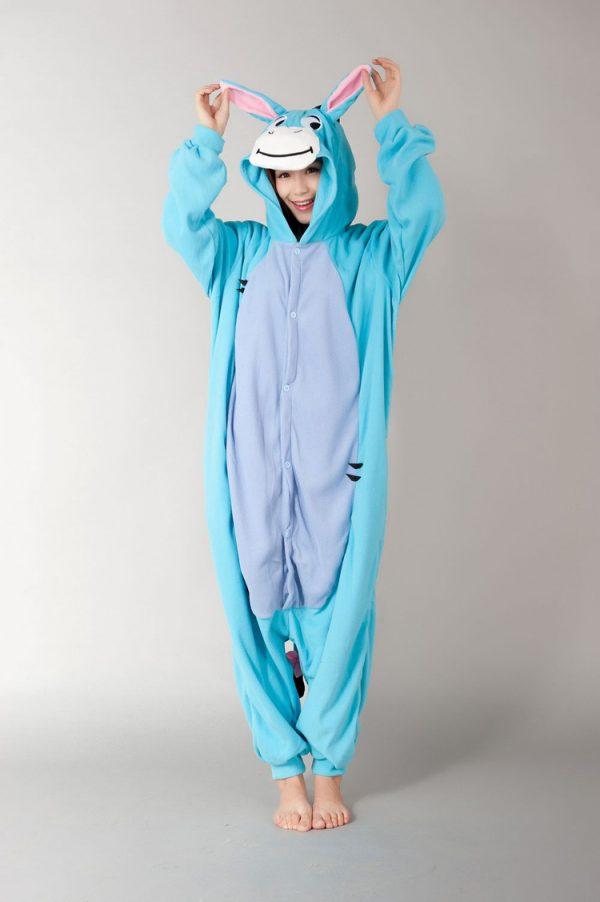 Пижама кигуруми Ослик Иа в СПБ