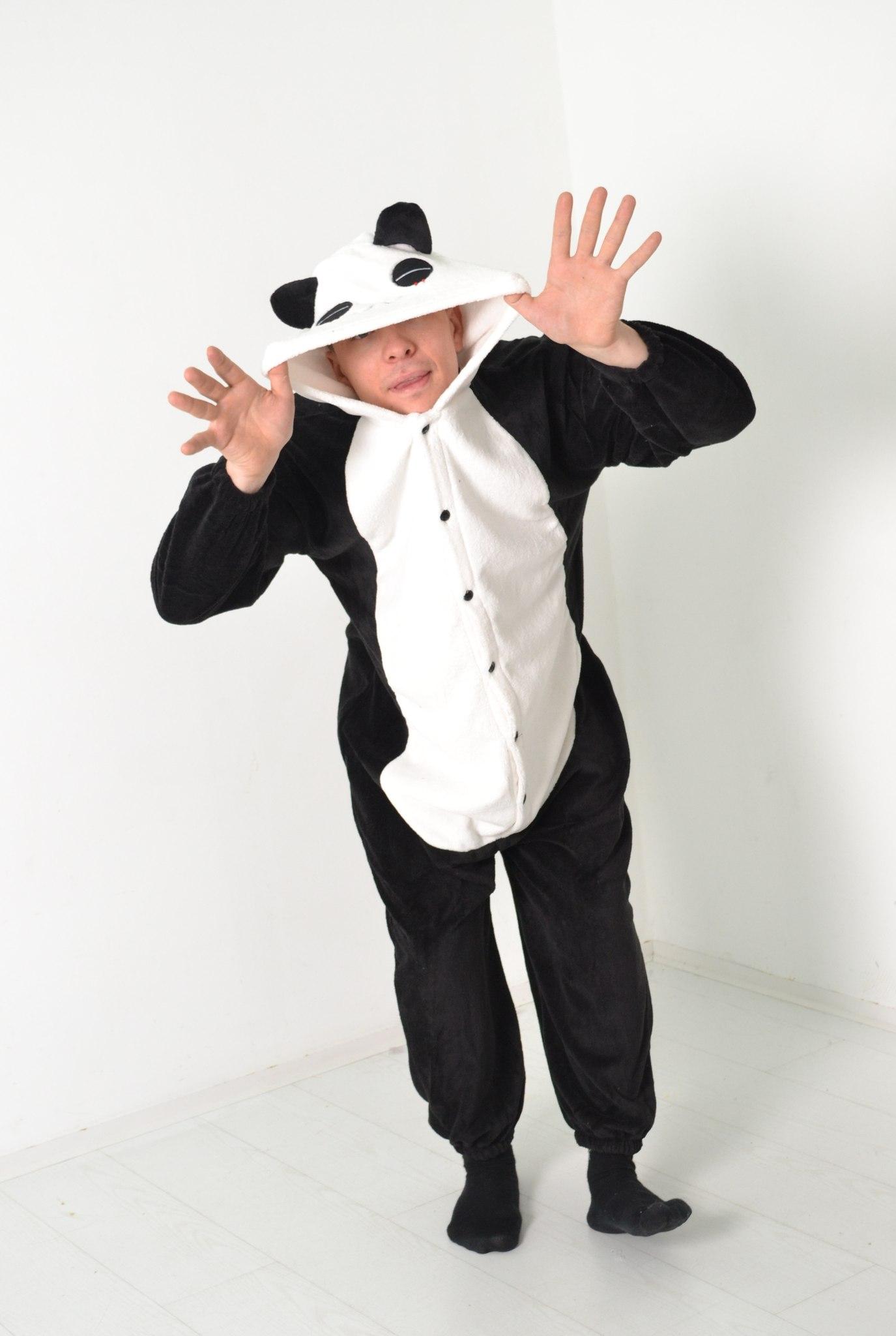 Кигуруми пижама Панда купить в СПБ