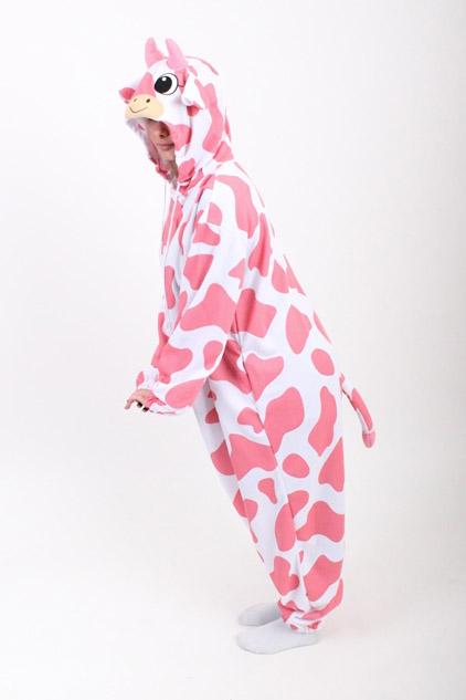 Купить корова розовая кигуруми СПБ