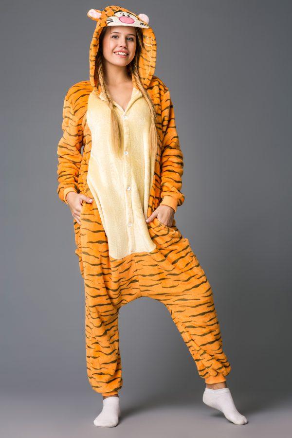Купить кигуруми Тигра пижама в СПБ