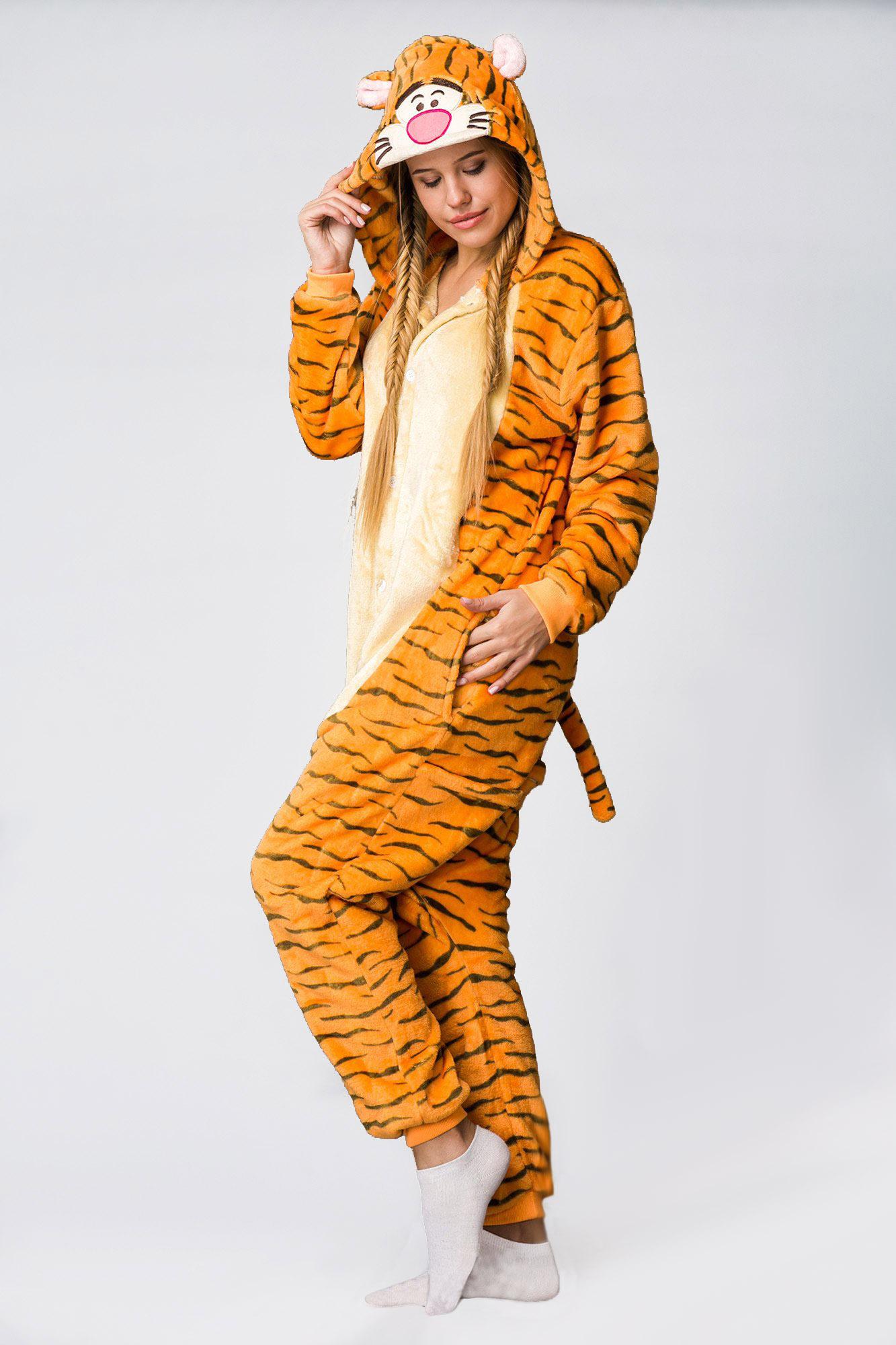 Пижама Тигра кигуруми купить в СПБ e9f490fe45328