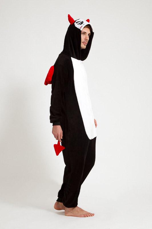 Купить пижаму дьявол чертик кигуруми СПБ