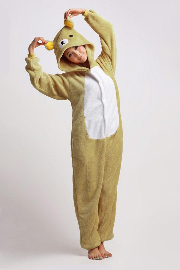 6fd5c494ce0b Кигуруми Медведь - Купить пижаму кигуруми в СПб недорого