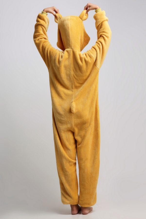 Пижама кигуруми медвежонок купить в СПБ