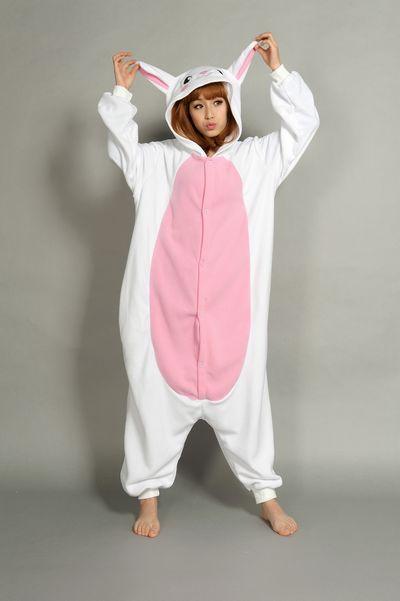 Пижама кигуруми зайка в СПБ недорого