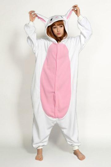 Пижама кигуруми заяц в СПБ недорого