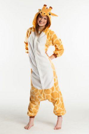 Купить Пижаму Кигуруми Жираф в СПБ недорого