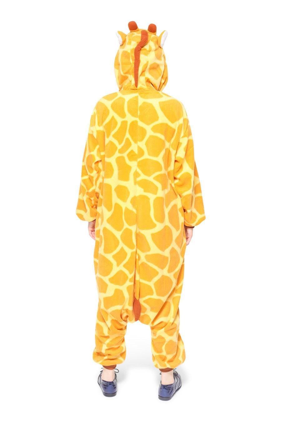 Купить Пижама кигуруми жираф в СПБ недорого