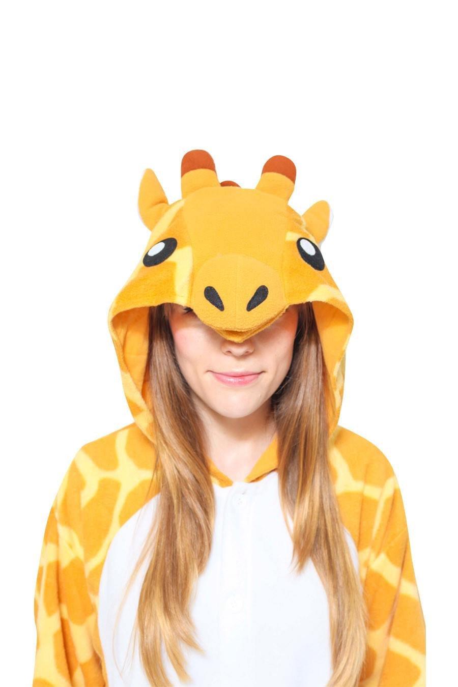 Купить кигуруми жираф в СПб недорого
