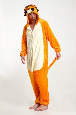 Пижама кигуруми Лев в СПБ недорого