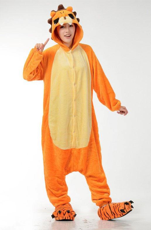 Пижама кигуруми Лев купить в СПБ