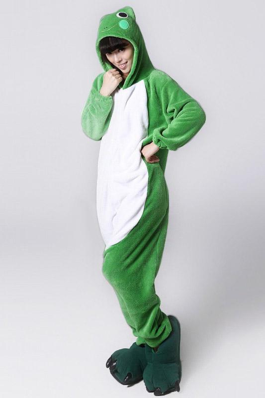 Кигуруми Лягушонок - Купить пижаму кигуруми в СПб недорого c3aed9b4f97c8