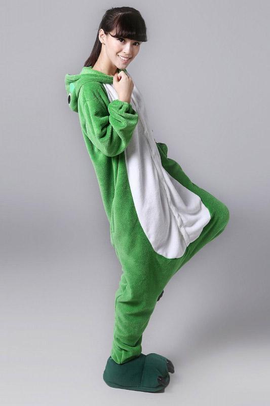 Пижама кигуруми лягушонок купить в СПБ