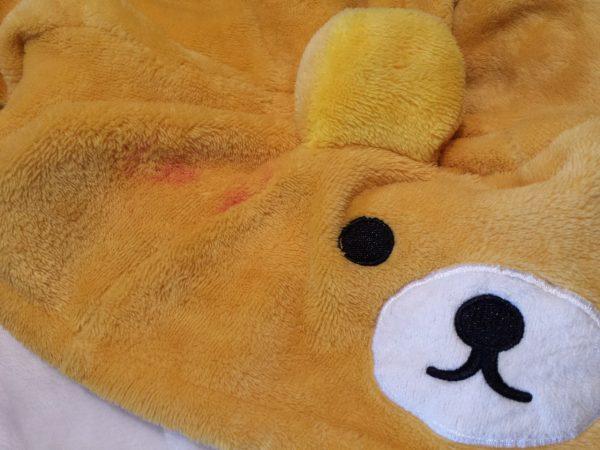 Недорого купить кигуруми медведь