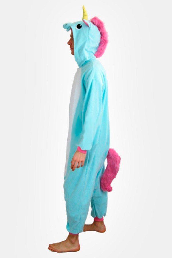 Недорого купить кигуруми Голубой Радужный Пони в СПб