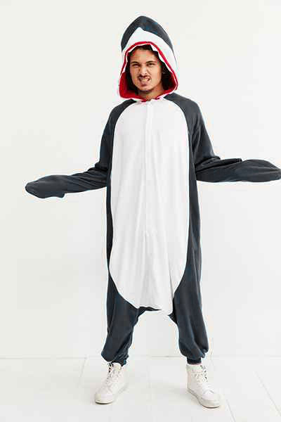 Купить пижаму кигуруми Акула в СПБ
