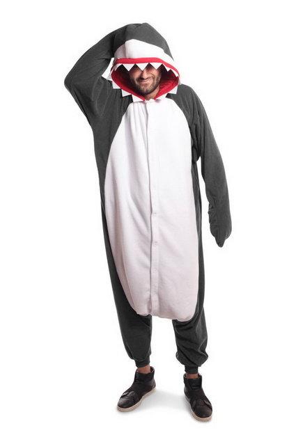 Недорого купить пижаму кигуруми Акула в СПБ