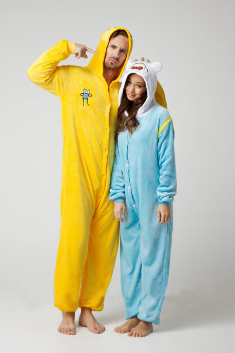 Пижама кигуруми в виде Финна Парнишки из Время Приключений в СПБ недорого