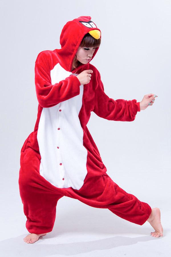 Пижама кигуруми Энгри Бердз Angry Birds купить в СПБ