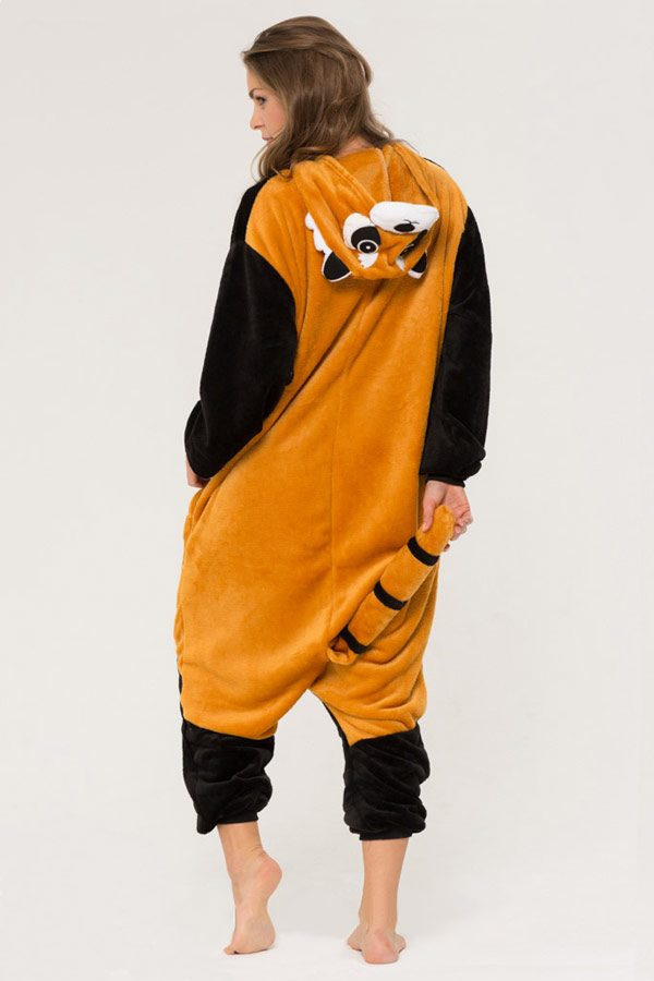 Пижама кигуруми Красная панда / Енот купить в СПБ