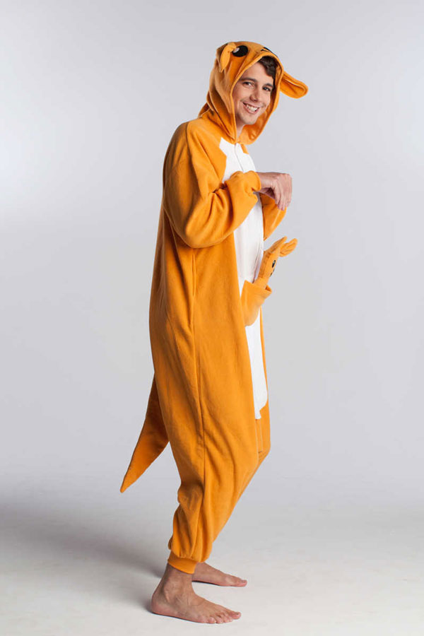 Пижама кигуруми Кенгуру / Кенгуренок купить в СПБ