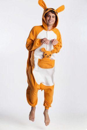 Купить кигуруми кенгуру в СПБ