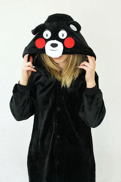 Пижама кигуруми Кумамон Kumamon купить в СПБ