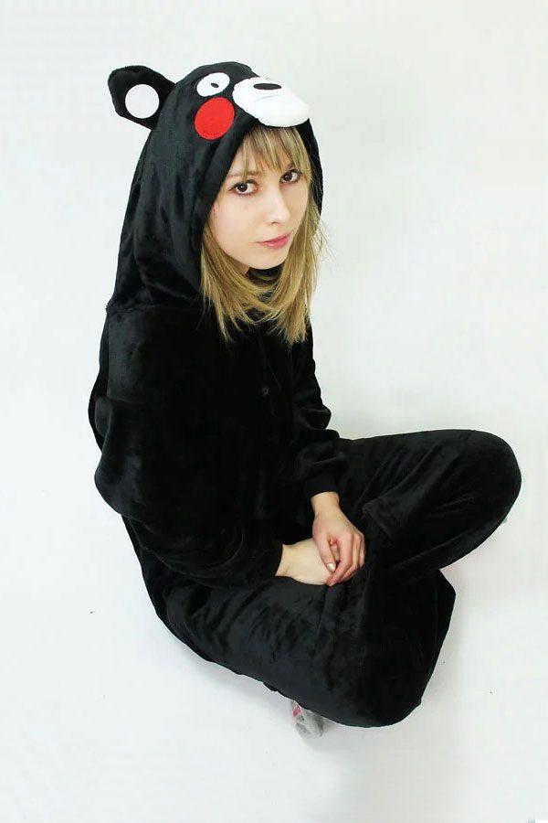 Пижама кигуруми в виде Медведя Кумамон в СПБ недорого