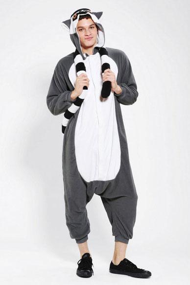 Кигуруми Лемур - Купить пижаму кигуруми в СПб недорого f1362dab342c7
