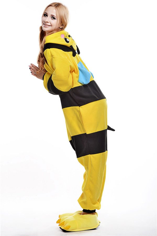 Пижама кигуруми Пчелка купить в СПБ недорого