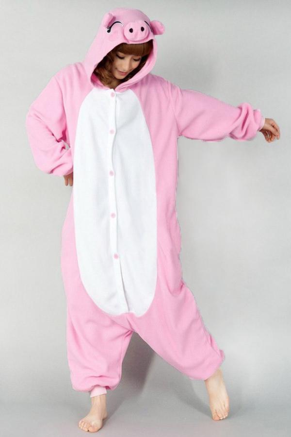 Кигуруми Свинка - Купить пижаму кигуруми в СПб недорого 7df1d08927d8a