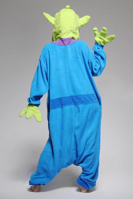 Пижама кигуруми Пришелец купить в СПБ