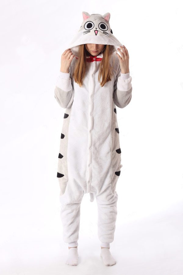 Пижама кигуруми в виде Котенка Кошки Кота в СПБ недорого