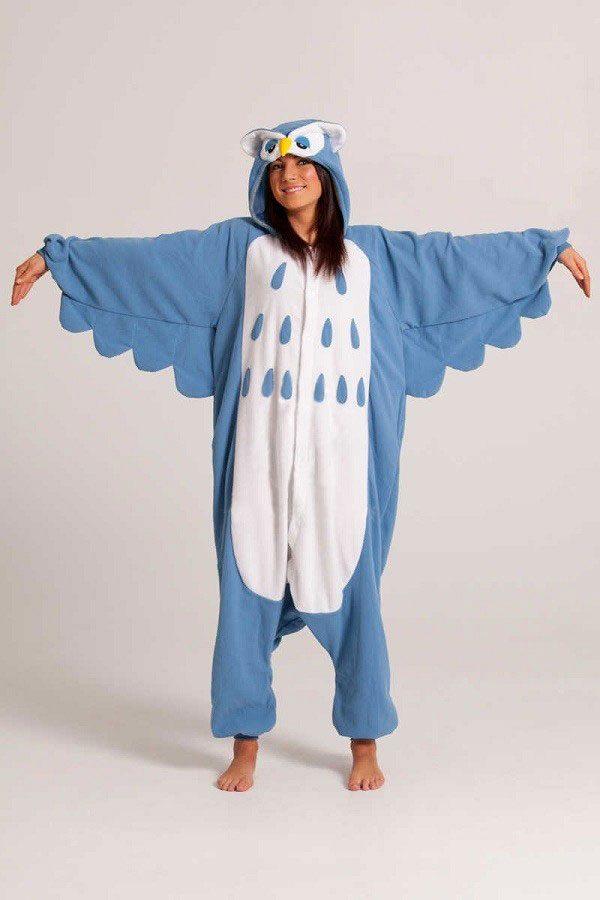 Пижама кигуруми в виде Совы в СПБ недорого
