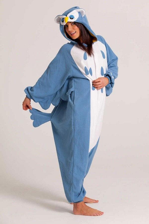 Пижама кигуруми Сова Филин купить в СПБ