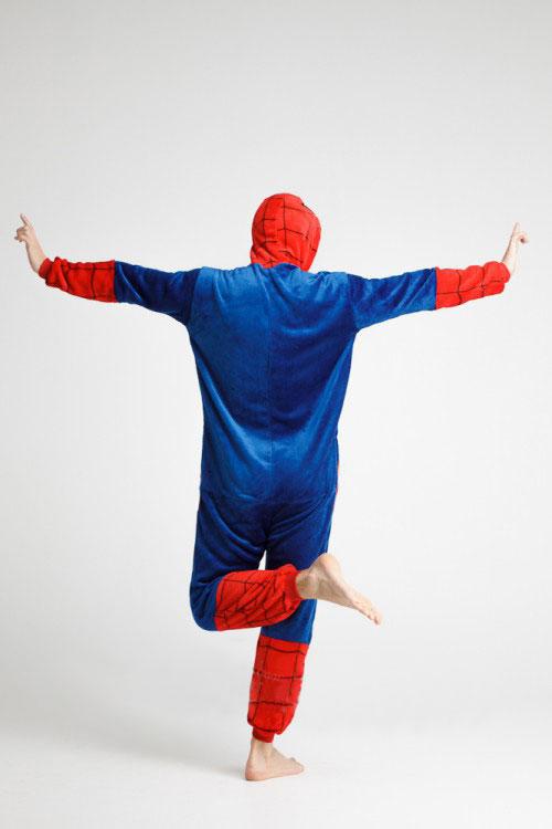 Недорого купить кигуруми в виде Человека Паука Spider-Man в СПб