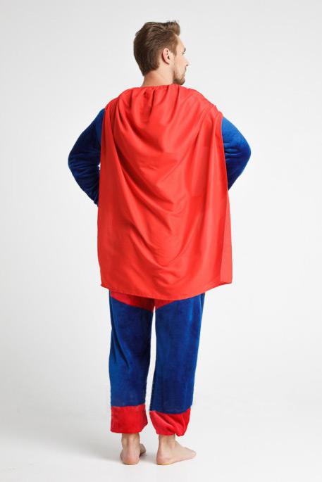Недорого купить кигуруми в виде Супермена в СПб