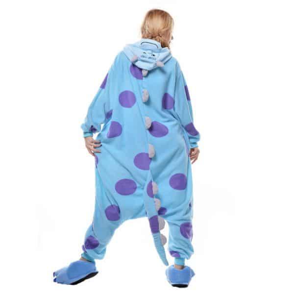 Купить пижаму в виде монстра Салливана из корпорации монстров в спб