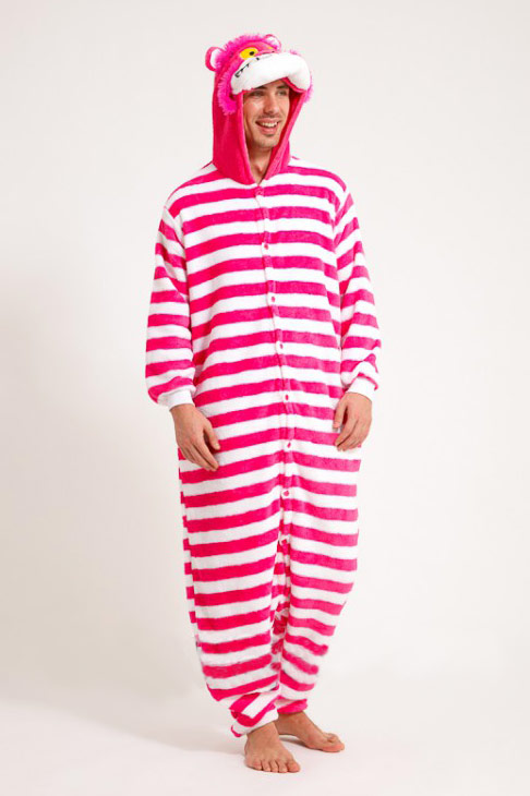 Пижама кигуруми Чеширский Кот купить в СПБ