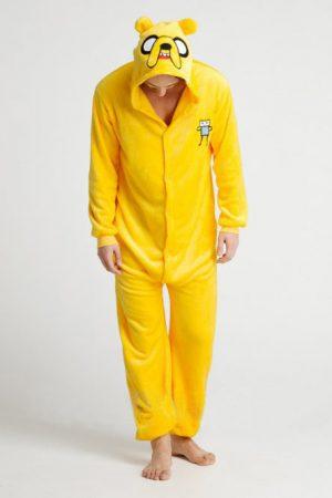 Купить кигуруми Желтый Пес Джейк в СПБ