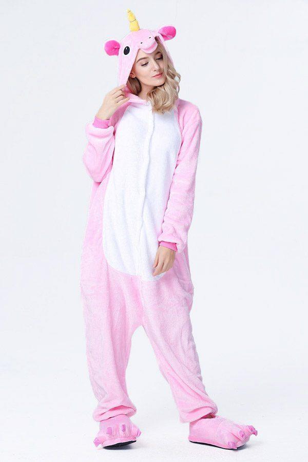 Купить кигуруми Розовый Единорог Пони в СПБ