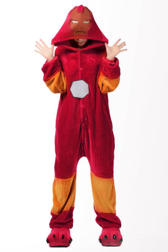 Купить пижаму кигуруми Железный Человек в СПБ