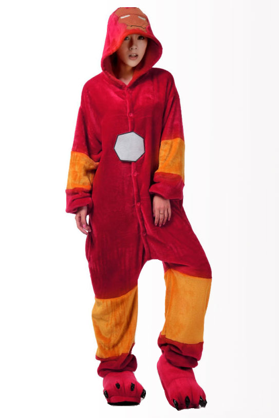 Купить Костюм Пижама Кигуруми Железный Человек в СПб