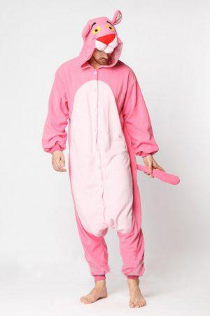 Купить кигуруми Розовая Пантера в СПБ