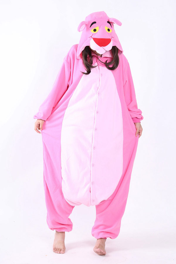 Пижама кигуруми Пантера Розовая в СПб