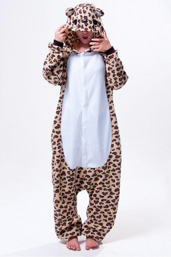 Купить Кигуруми Леопард Ягуар Корпорация Монстров в СПБ