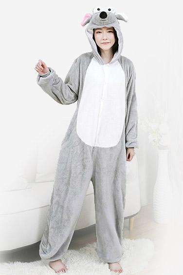 Купить Пижаму Кигуруми Крыса серая Мышь в СПБ